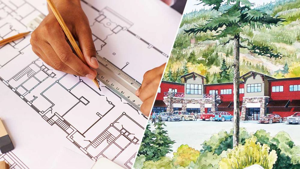 Commercial and industrial construction design services in Whistler, BC