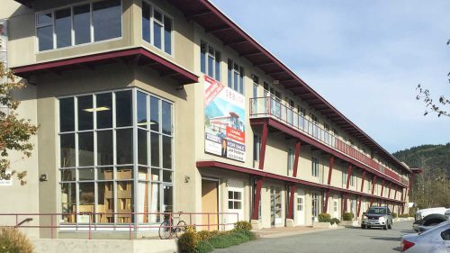 Sealink Squamish construction project